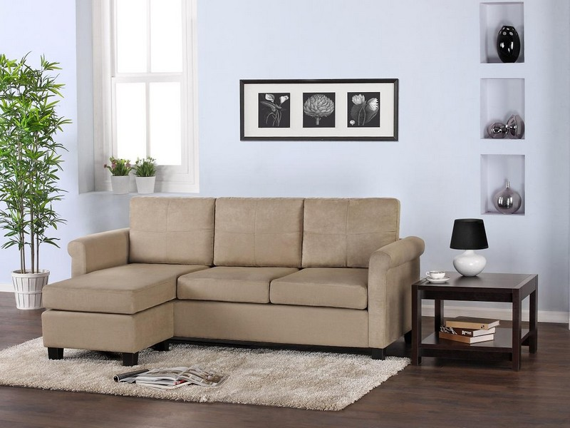 Small Space Sectional Sofa