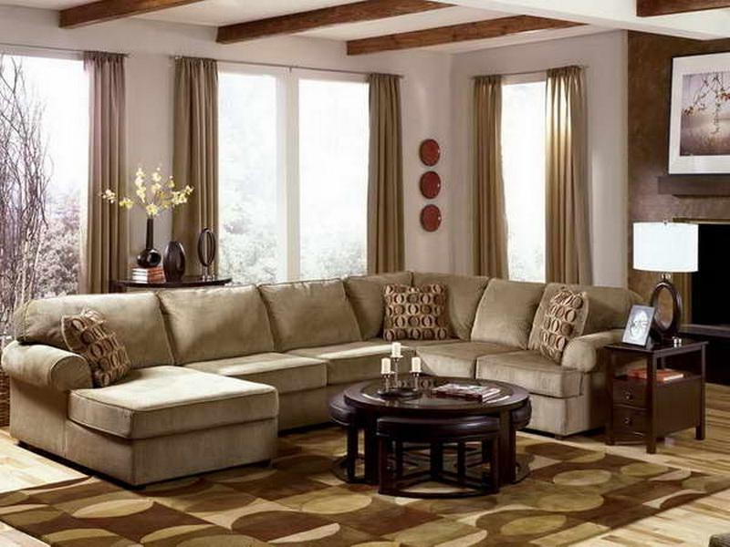 Small Space Sectionals