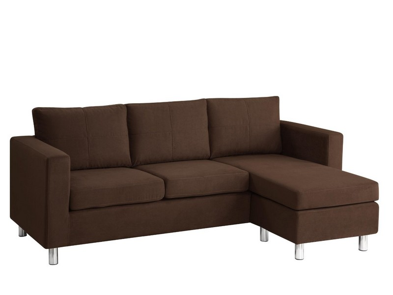 Small Spaces Configurable Sectional Sofa Multiple Colors