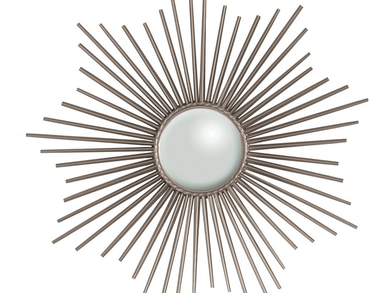 Small Sunburst Mirror