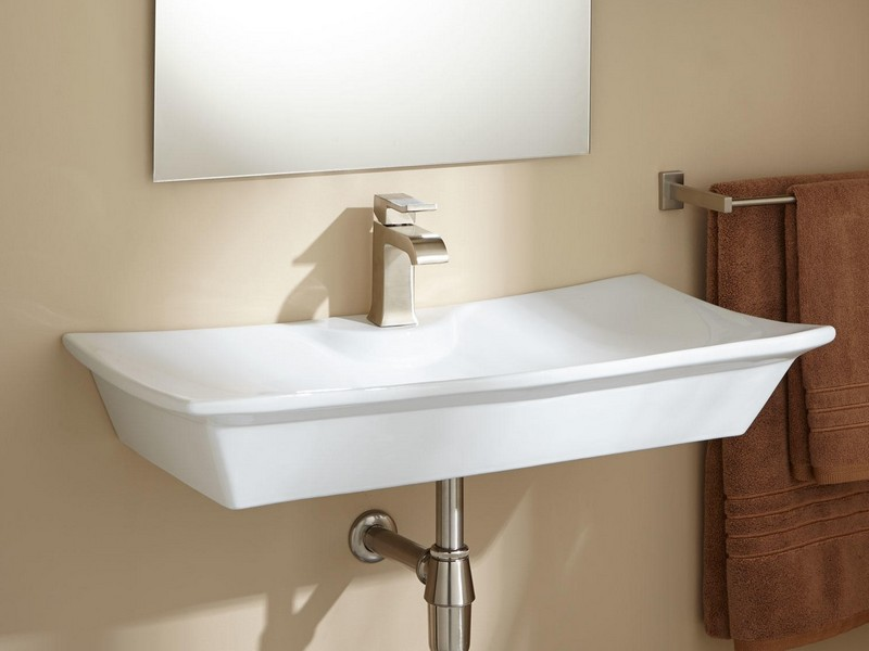 Small Wall Mounted Bathroom Sinks Canada