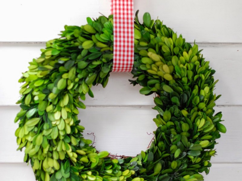 Smith And Hawken Wreath