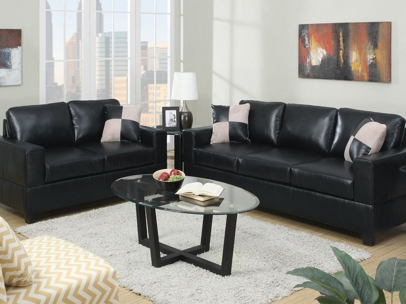 Sofa Loveseat Sets Leather