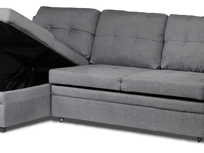 Sofa Sleeper With Chaise