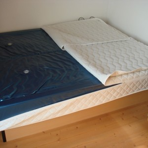 Softside Waterbed Mattress Cover