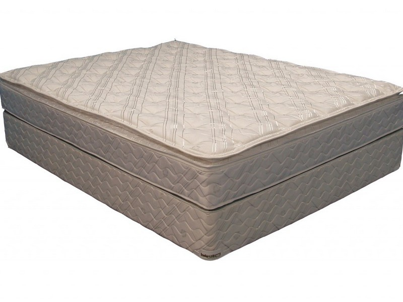 Softside Waterbed Mattress With Tubes
