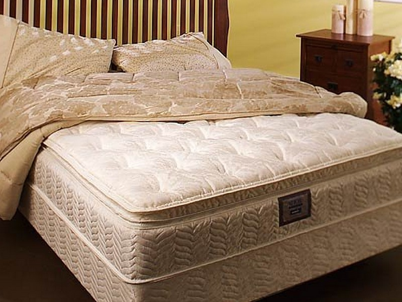 Softside Waterbed Mattress