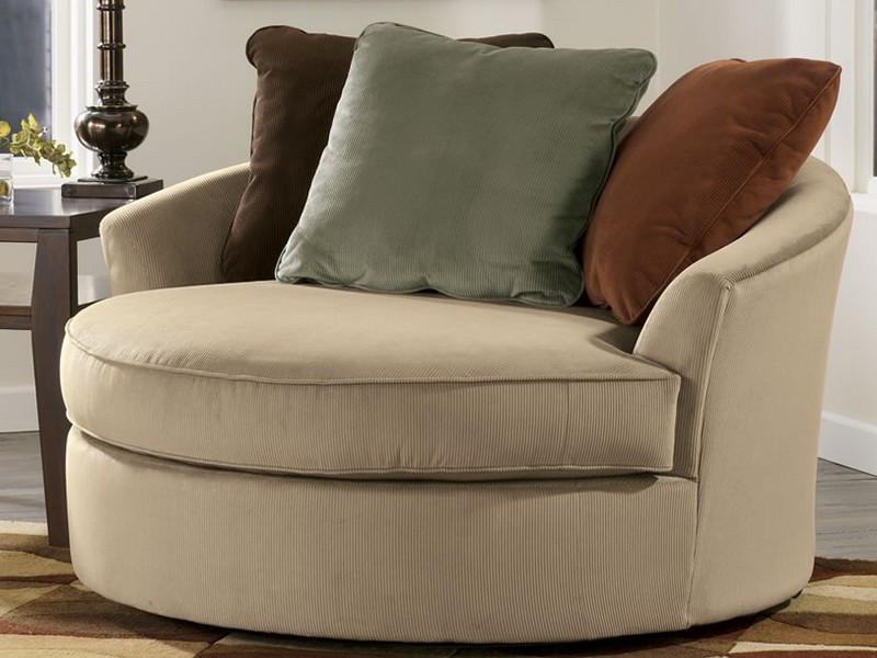 Sonia Corner Sofa Swivel Chair