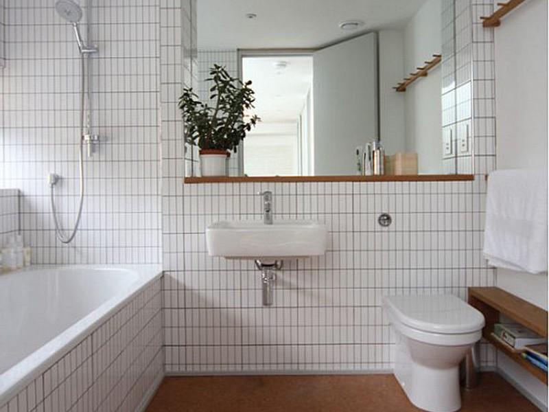 Space Saver Bathroom Sink