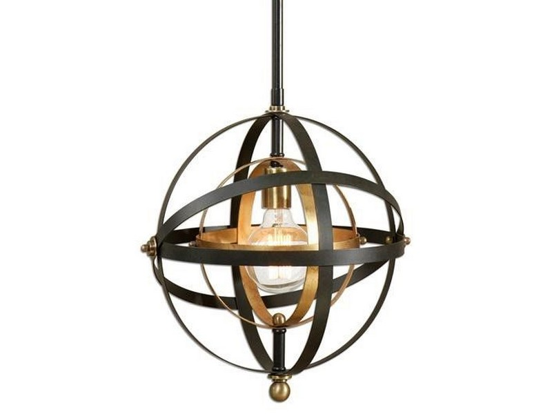 Sphere Light Fixture