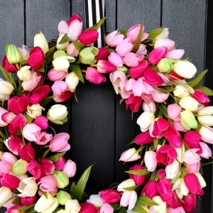 Spring Wreaths For Front Door Diy