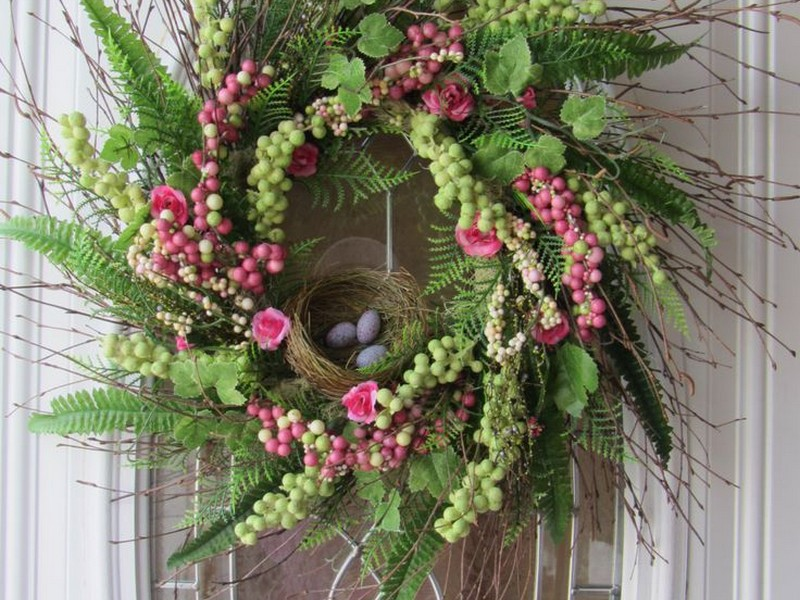 Spring Wreaths For Front Door