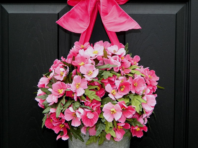 Spring Wreaths For Front Doors