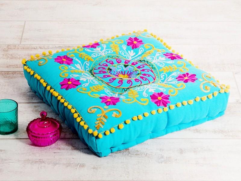 Square Floor Cushions Uk