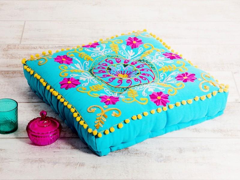 Square Floor Cushions