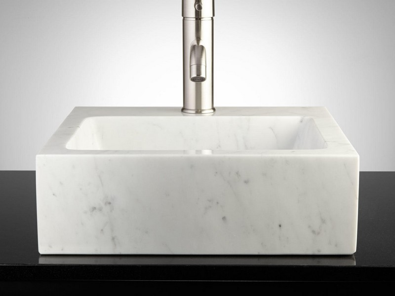 Square Vessel Bathroom Sinks
