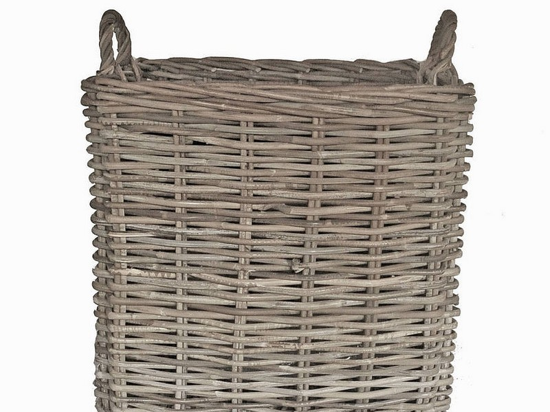 Square Wicker Baskets