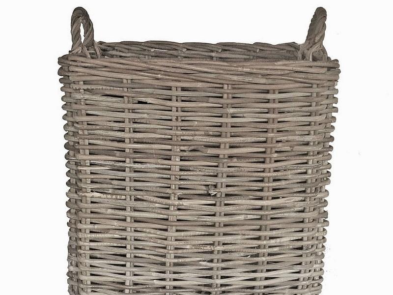 Square Wicker Baskets
