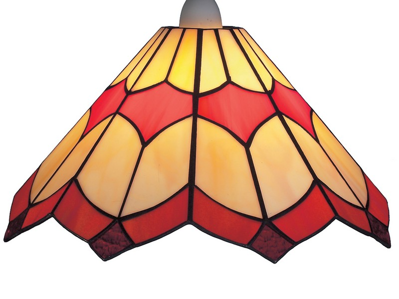 Stained Glass Ceiling Lights