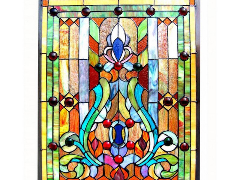 Stained Glass Panels For Windows