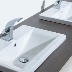 Stainless Steel Bathroom Sink Faucets