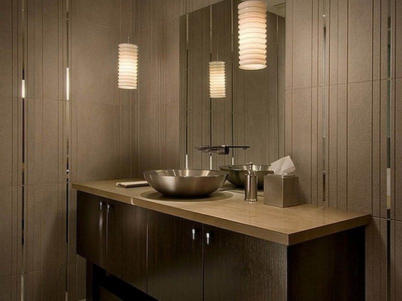 Stainless Steel Bathroom Vanity Lights