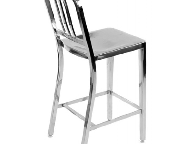 Stainless Steel Counter Stools With Backs