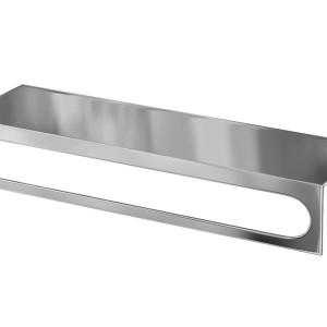 Stainless Steel Towel Shelf Bathroom