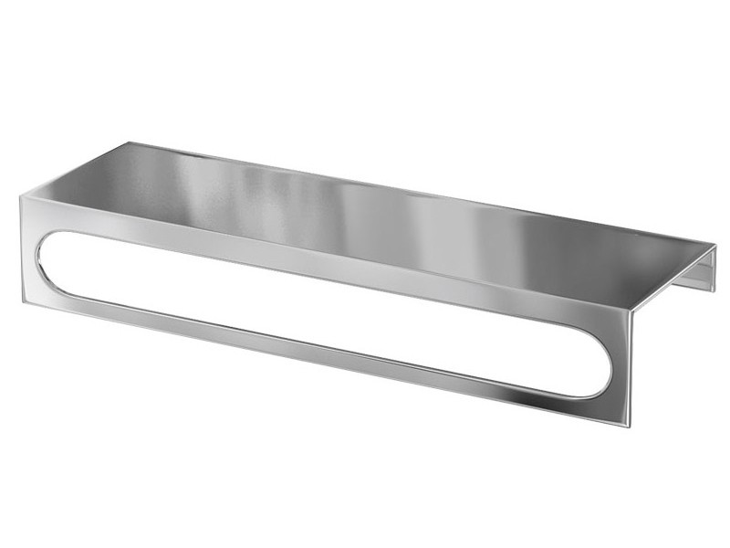 Stainless Steel Towel Shelf Bathroom