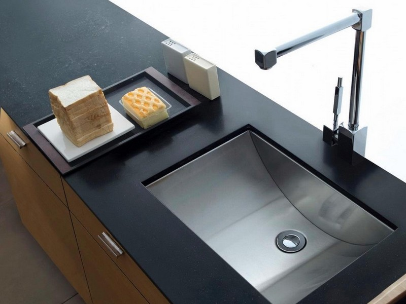 Stainless Steel Undermount Bathroom Sink