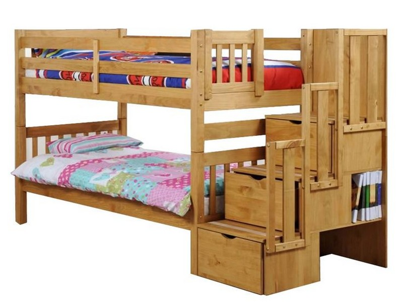 Staircase Bunk Bed Uk