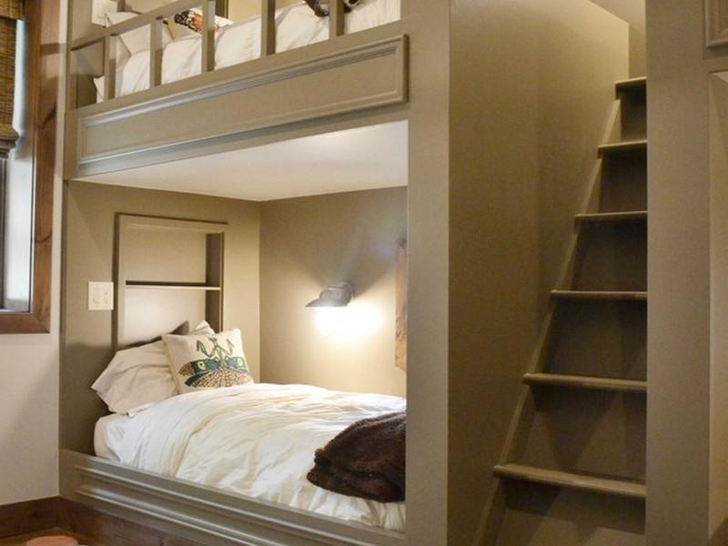 Staircase Bunk Beds Canada