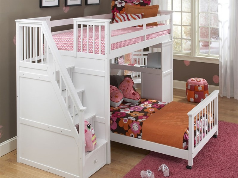 Stairway Bunk Bed