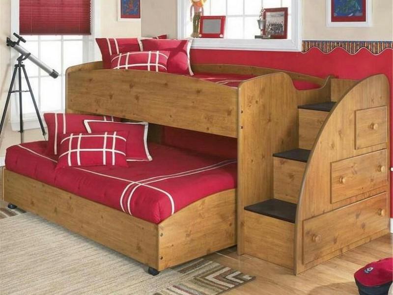 Stairway Bunk Beds Australia