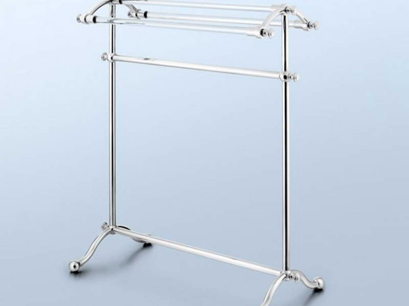 Standing Towel Rack For Bathroom