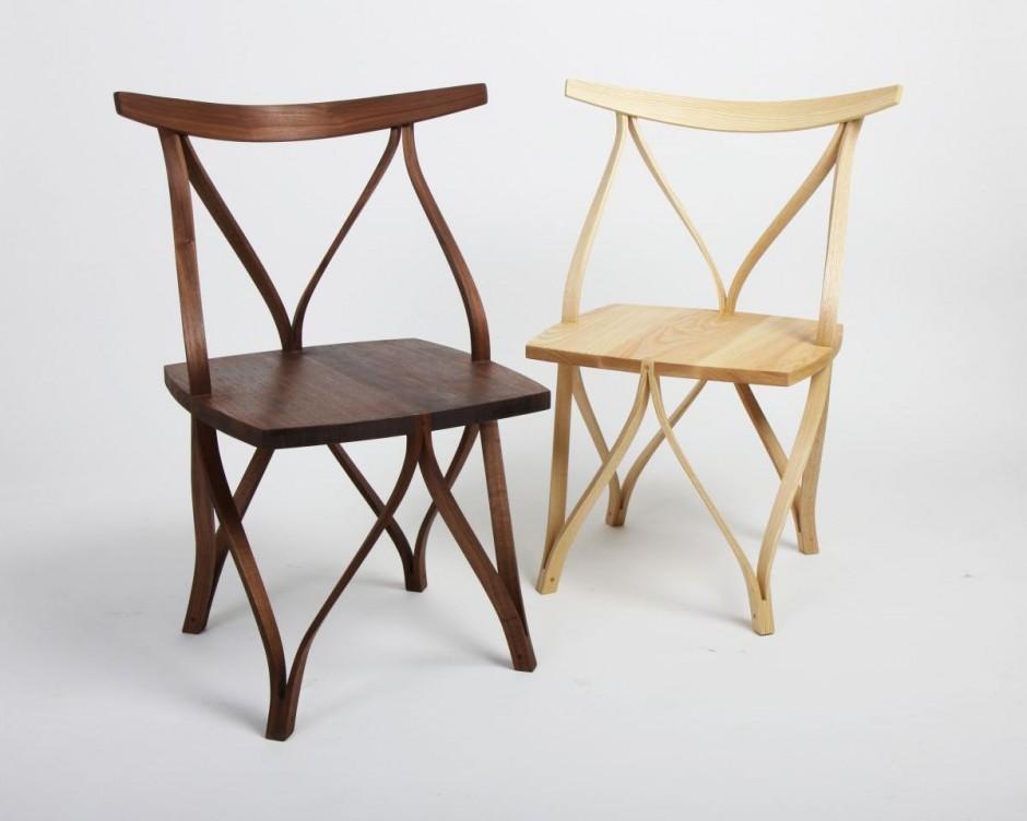 Steam Bent Wood Furniture