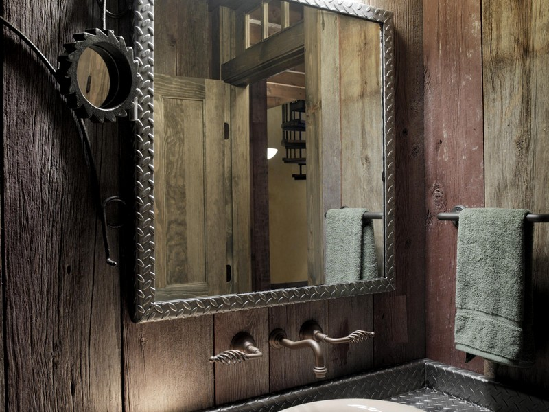 Steampunk Bathroom Fixtures