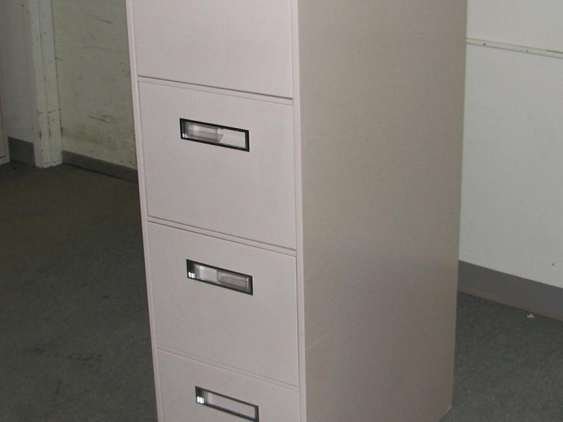 Steelcase File Cabinets Used