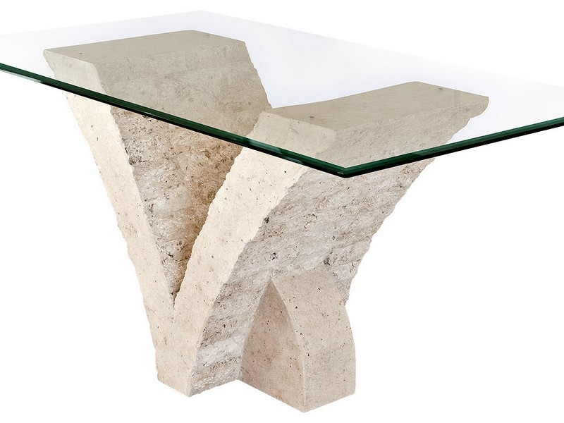 Stone Dining Table Bases