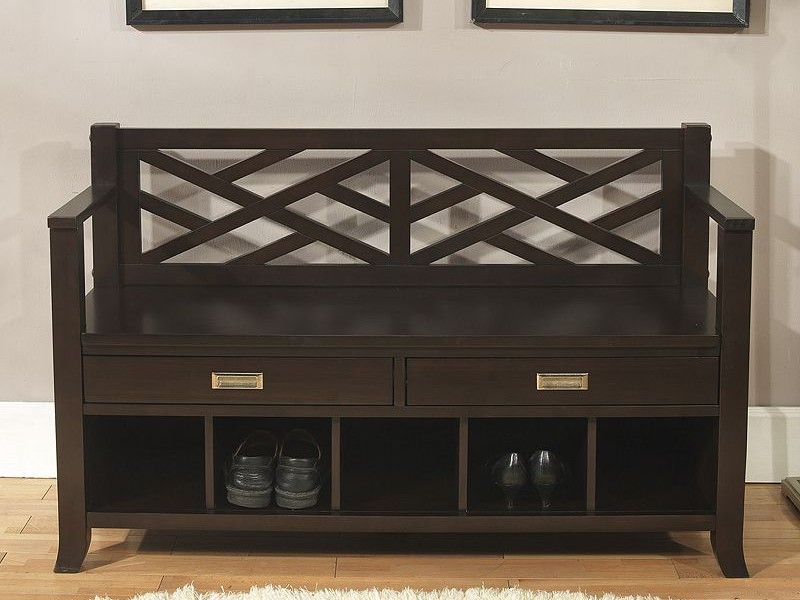 Storage Benches For Entryway