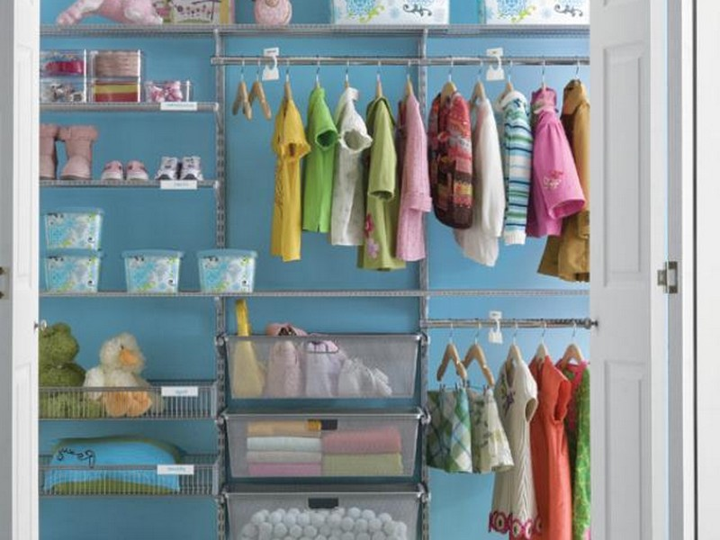 Storage Closet Organizers