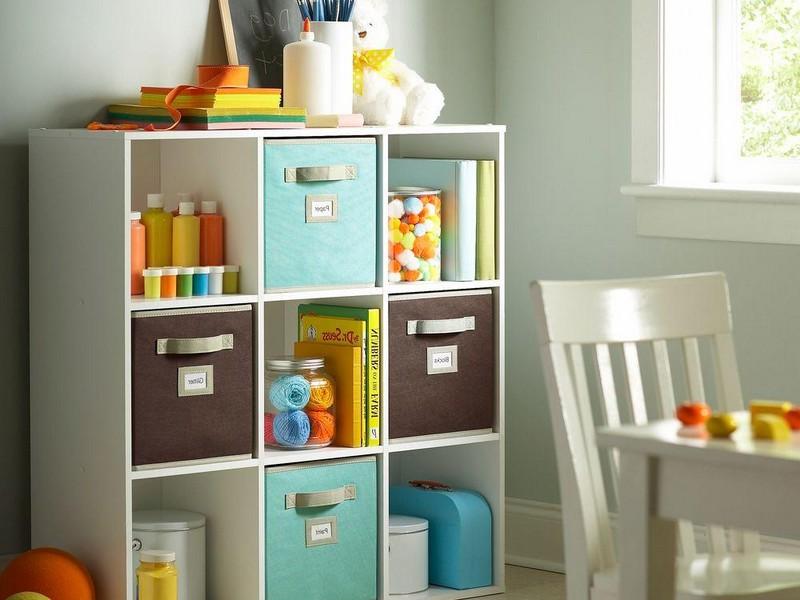 Storage Cube Organizer