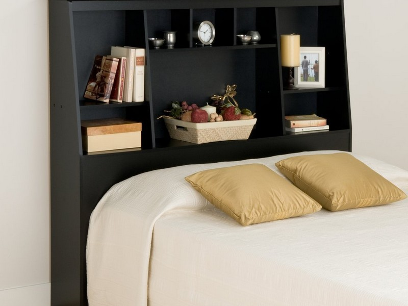 Storage Headboards For Queen Beds