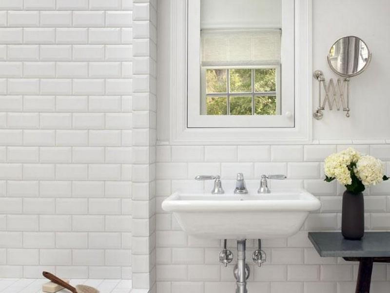 Subway Tile Bathroom Designs
