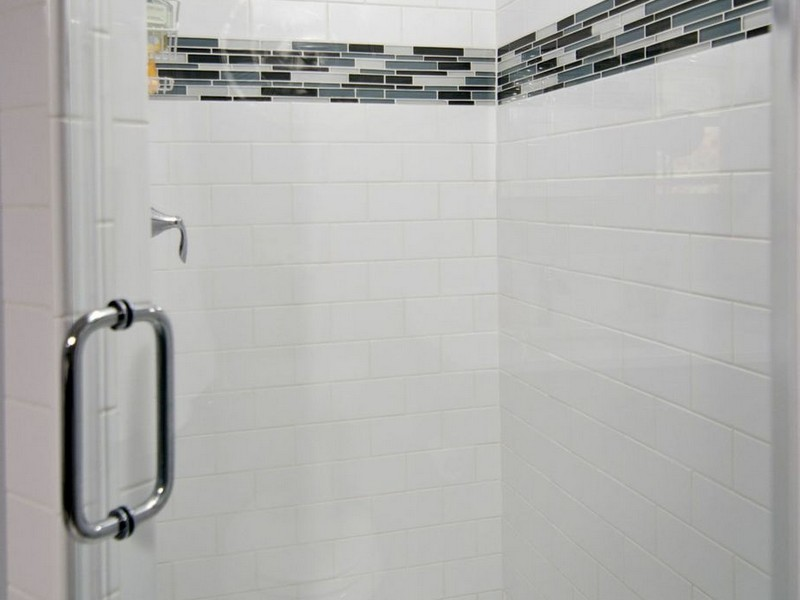 Subway Tile In Small Bathroom