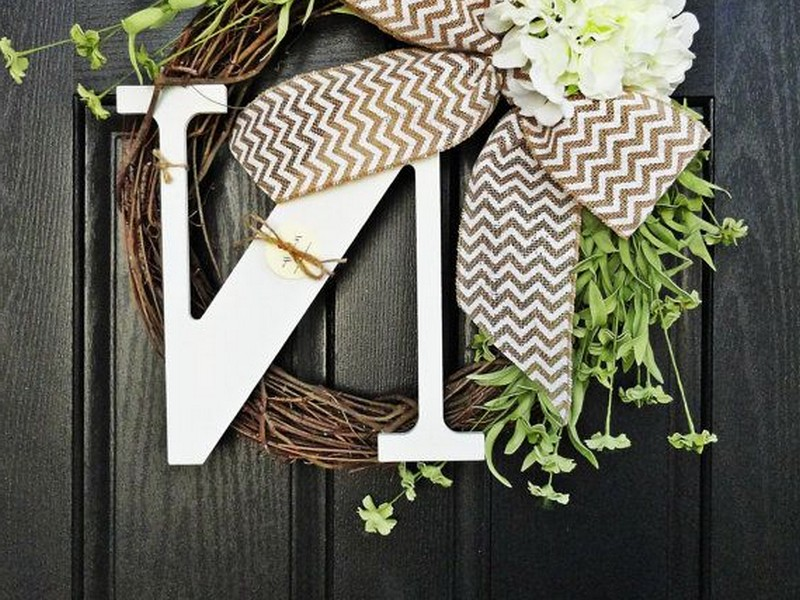 Summer Wreaths For Front Door To Make