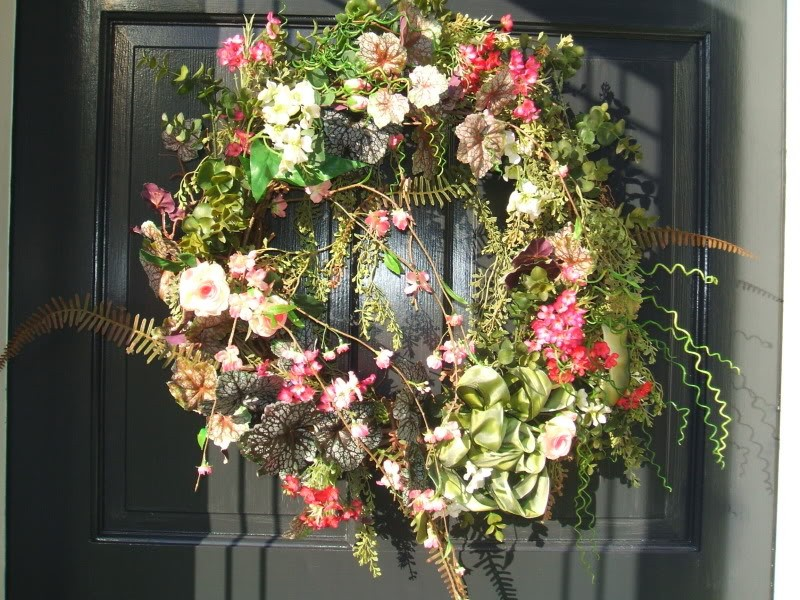 Summer Wreaths For Front Door