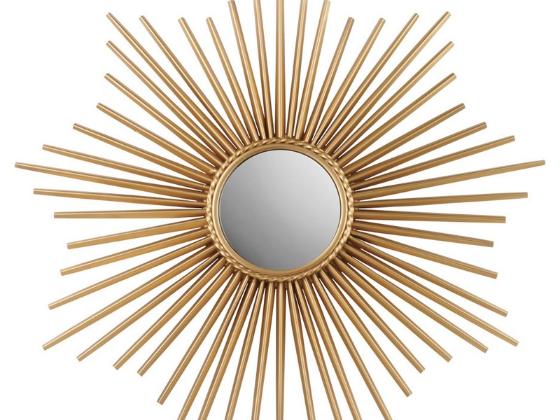 Sunburst Mirror Pottery Barn