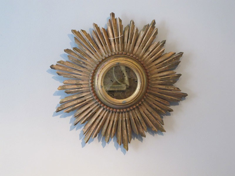 Sunburst Mirror Uk
