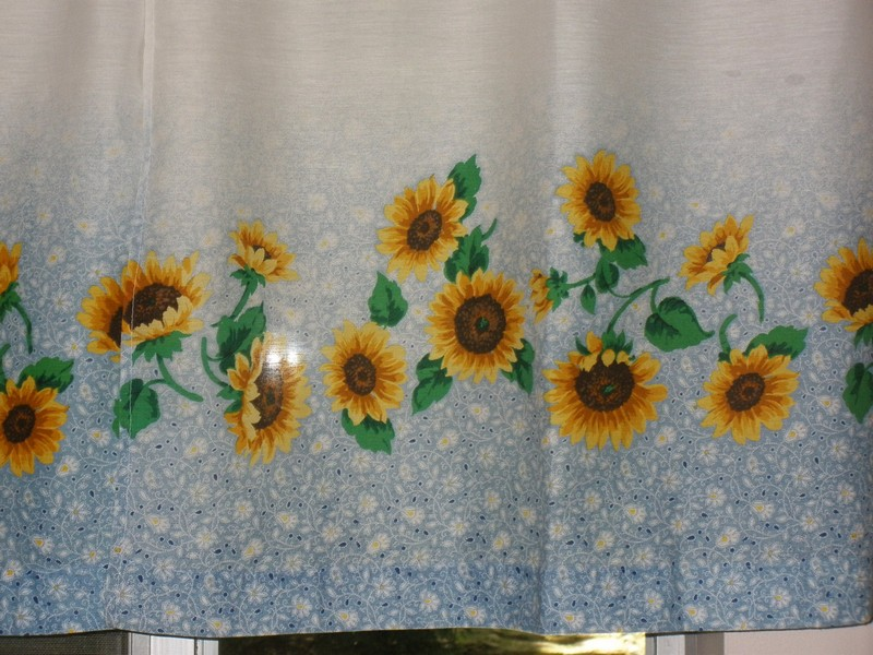 Sunflower Bathroom Decorating Ideas